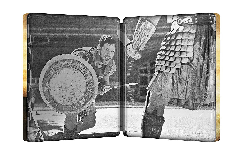 グラディエーター スチールブック steelbook