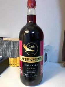 チリワイン1.5リットル