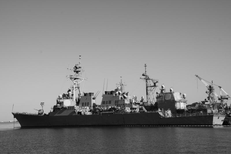 横須賀軍港巡り - 23