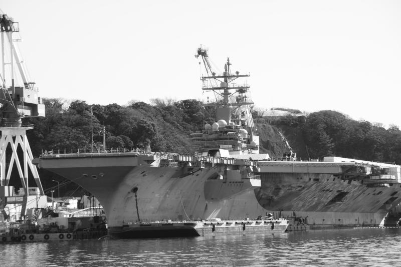 横須賀軍港巡り - 35