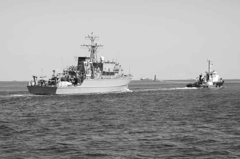 横須賀軍港巡り - 61