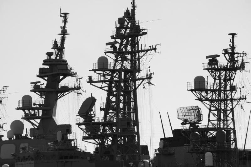 横須賀軍港巡り - 101