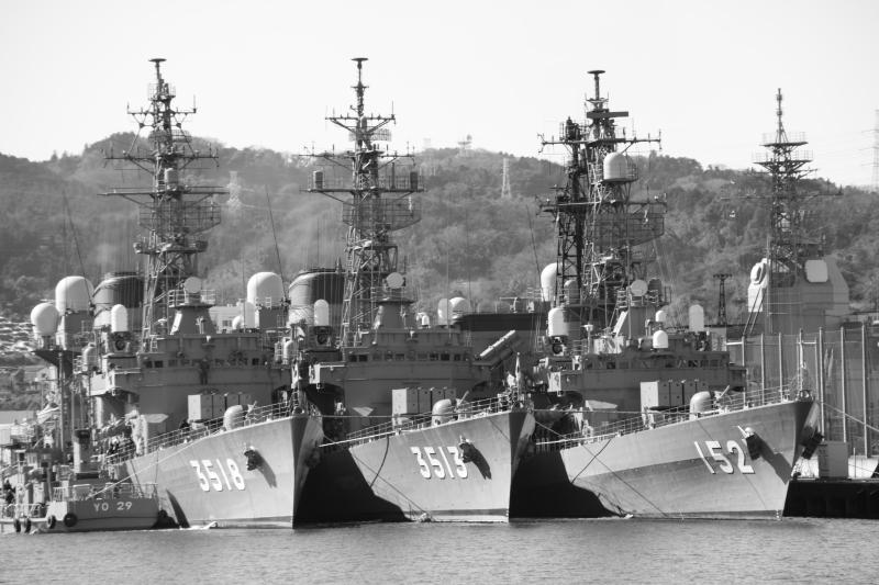 横須賀軍港巡り - 66
