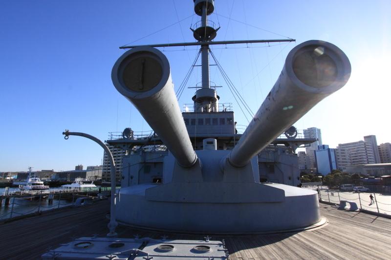 横須賀軍港巡り - 284