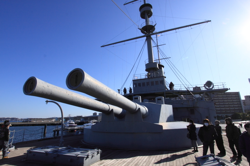 横須賀軍港巡り - 261