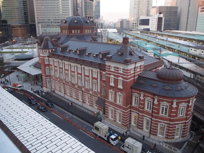 東京駅Olympus0129