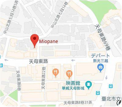 miopane地図
