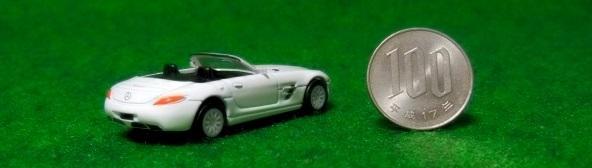 GEOGIA Mercedes Benz SLS AMG Roadster 1651