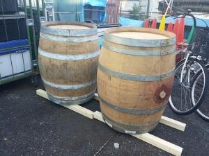 ワイン樽01