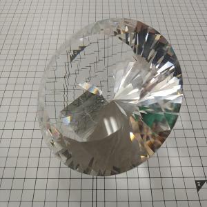 ダイヤモンドカット クリスタルガラスA