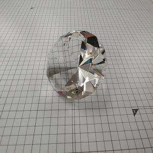 ダイヤモンドカット クリスタルガラスB