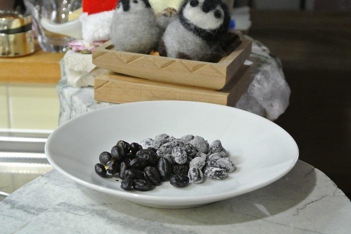 黒豆のしぼり豆4
