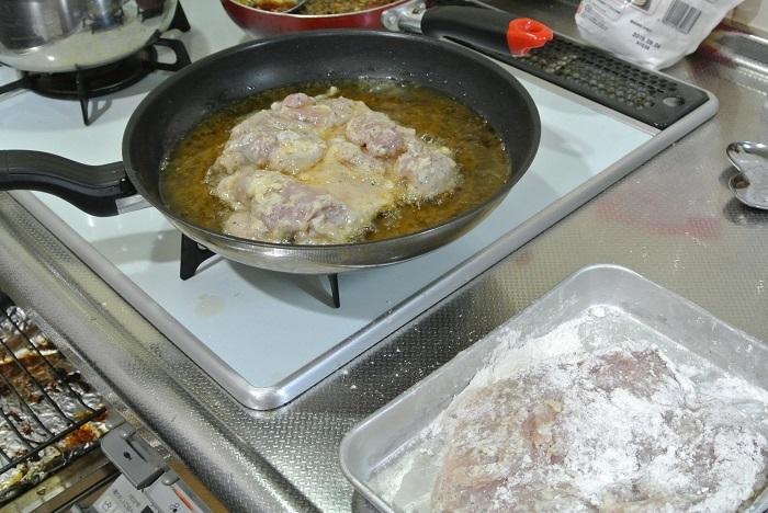 鶏唐揚げ2