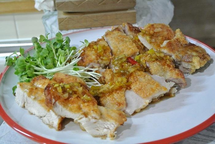 鶏唐揚げ5