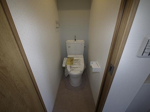 ビラニューロード303トイレ