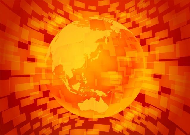 【NOAA】地球の気温が「400ヶ月」連続で平均を上回る