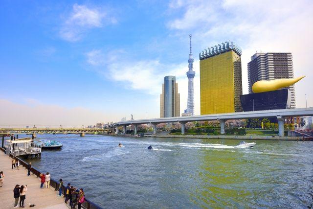 国交省「首都直下地震発生したら、河川を使って船で輸送します。これで帰宅困難者対策も完璧」