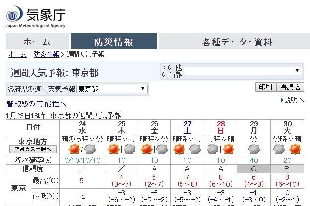【日本列島】24日から「過去最強クラス」の大寒波が襲来する!各地で記録的な寒さになるおそれ
