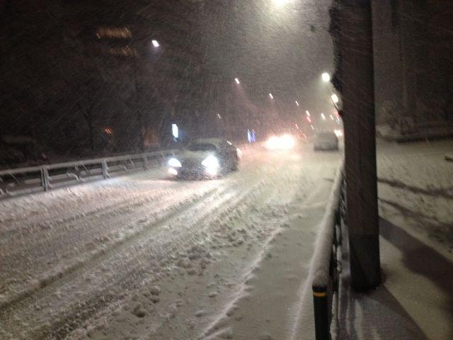 【寒気】関東で2週連続で「雪」の可能性…31日、再び積もるおそれ