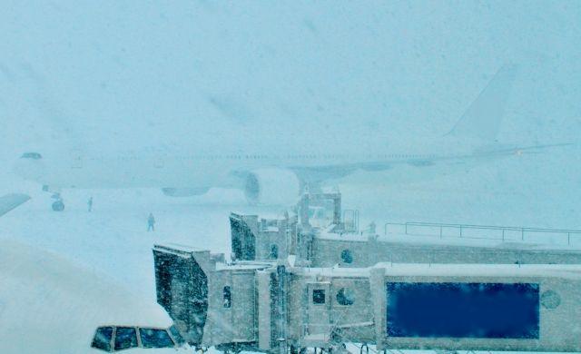 【寒冷】世界各地で「大雪」や「吹雪」に…交通にも影響、イギリス・アメリカ・アイスランド・ロシアなど