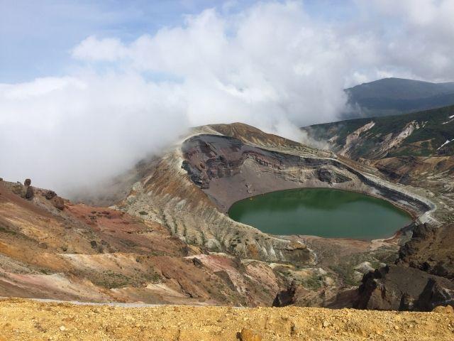 【東北】蔵王山で「火山性微動」と「地殻変動」を観測…噴火警戒レベルを2に引き上げ