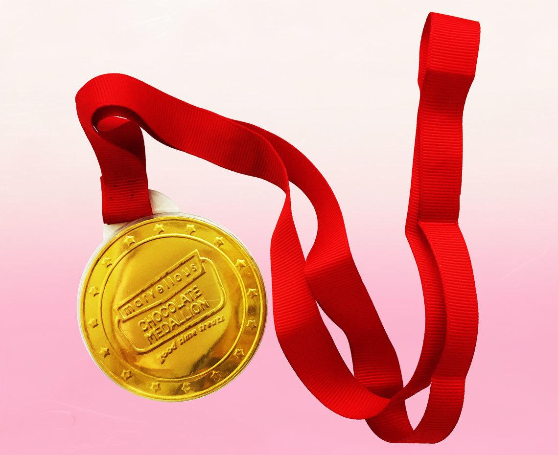 金メダルチョコ(小)