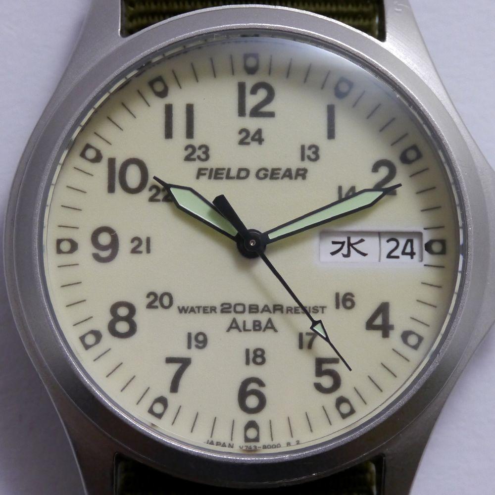 フィールドギア V743 A6