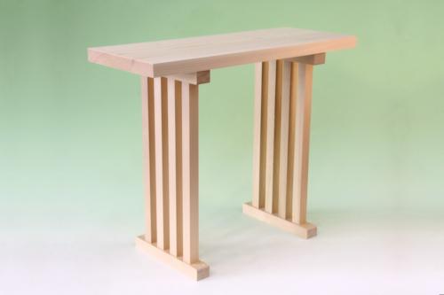 祭壇向けの小型八足台