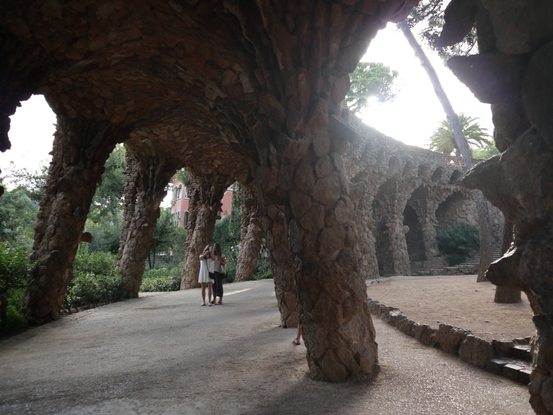 グエル公園2