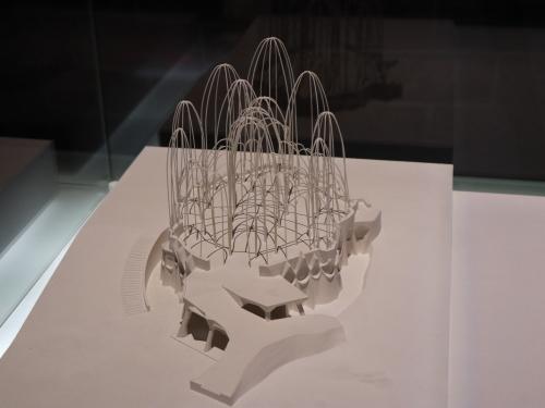 コロニアグエル模型