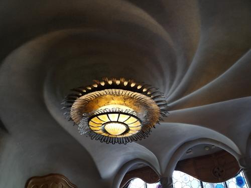 カサバトリョ天井