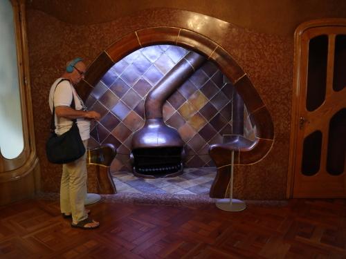 カサバトリョ暖炉