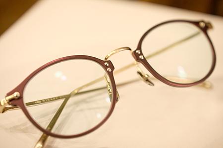 steady ステディー めがね サングラス クラシック 赤いメガネ 小千谷市のメガネ店