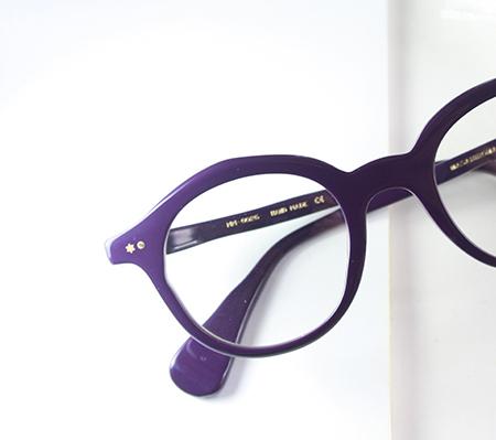 MASAHIROMARUYAMA masahiromaruyama マサヒロマルヤマ MM-0026 パープ 紫色のめがね おしゃれ めがねコーデ 長岡 新潟 小千谷 見附 三条 上越 柏崎