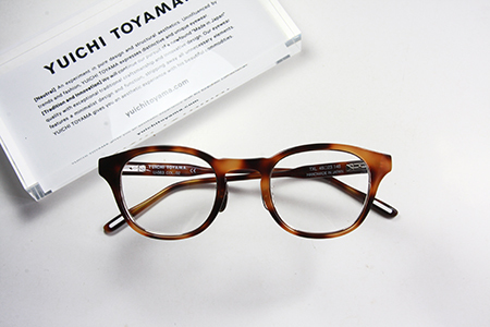 YUICHI TOYAMA U-083 長岡市のめがね店 三条市の眼鏡店 見附市