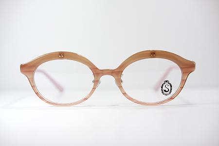 seacretremedy シークレットレメディ s-026 drothy 可愛い 奇麗になれるめがね 女性の為のメガネ作り 長岡周辺でお勧めのめがね店