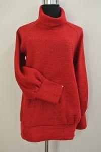 ラメ入りセーター