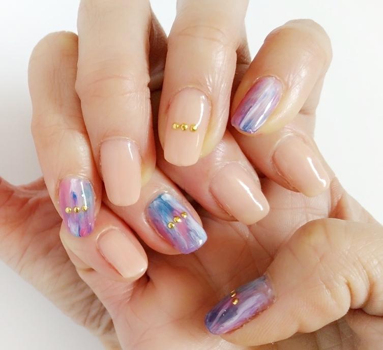 指先から春を呼び込む【The Four Seasons nail】
