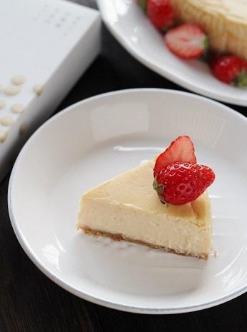 大豆チーズケーキ1