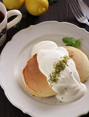 レモンクリームパンケーキ (2)