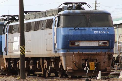 EF200-5 吹田機関区