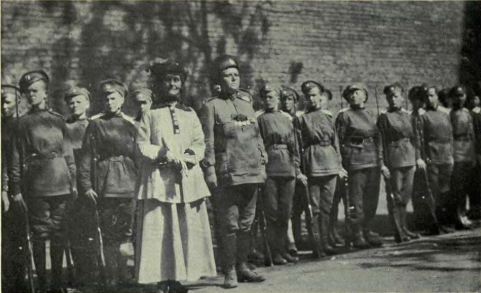 死の大隊の女性たち