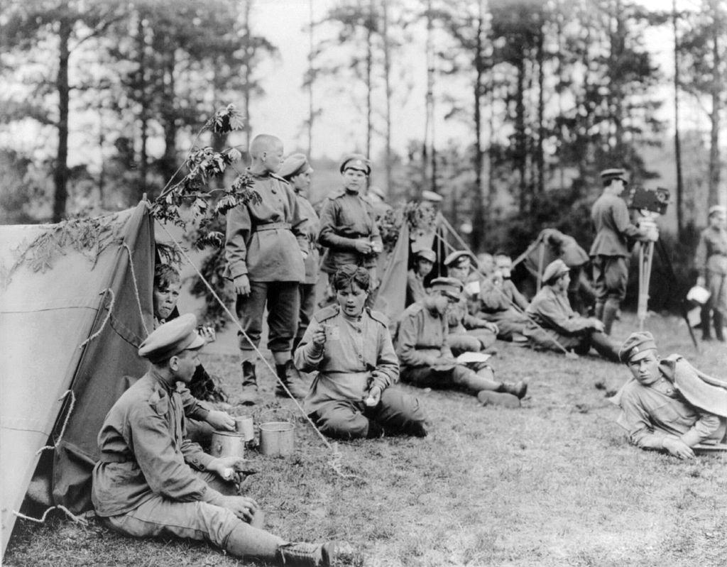 死の大隊 1917年