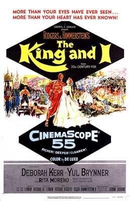 『王様と私』(おうさまとわたし、The King and I)