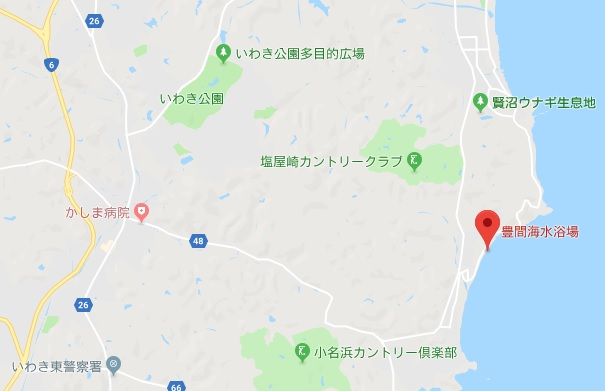 いわき市中央台 4