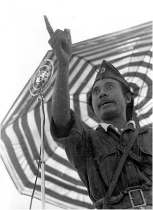 インドネシア独立戦争のストモ(あるいはブン・トモ)