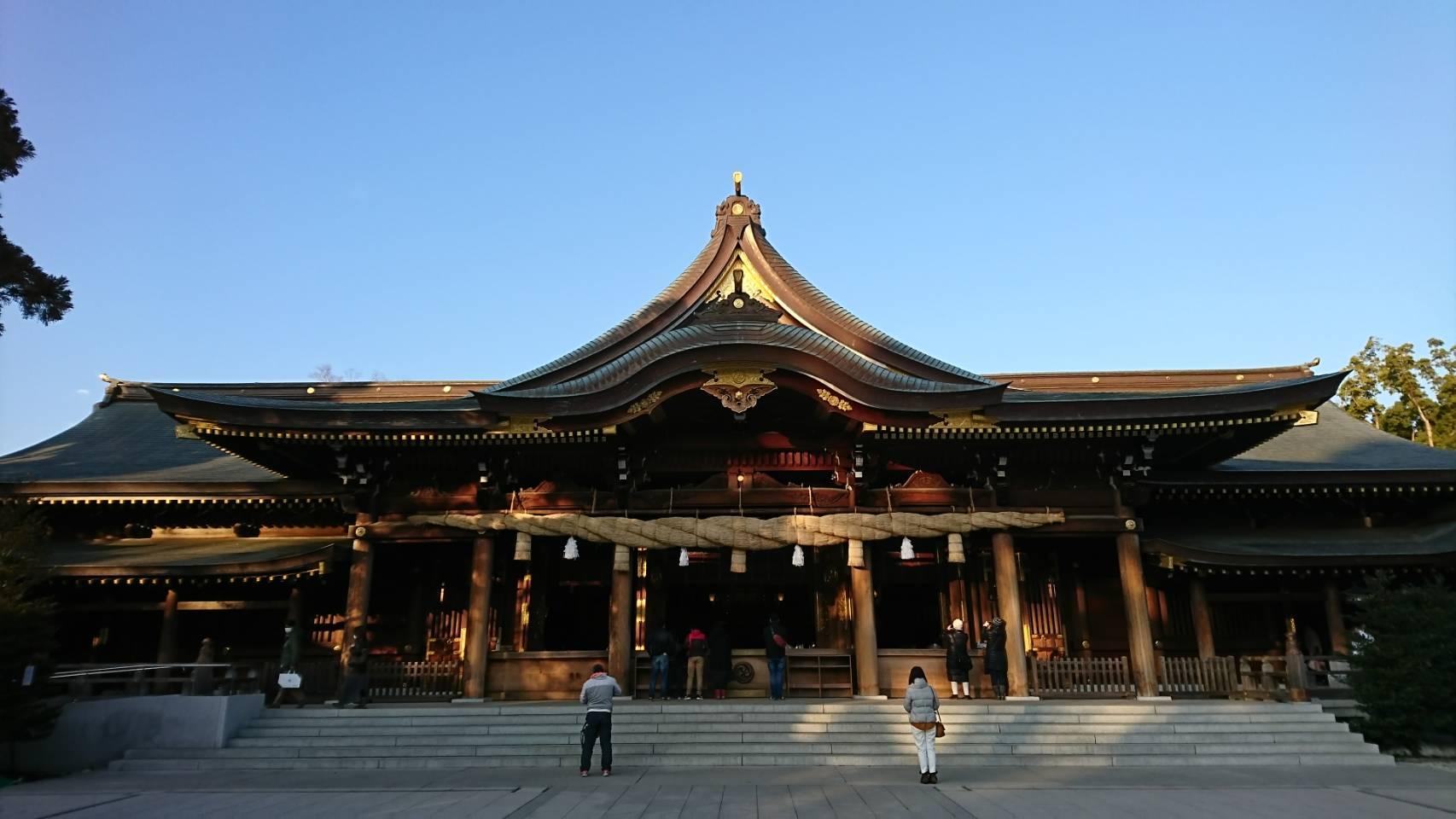寒川神社 7