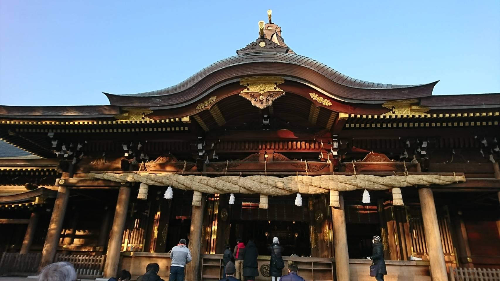 寒川神社 8