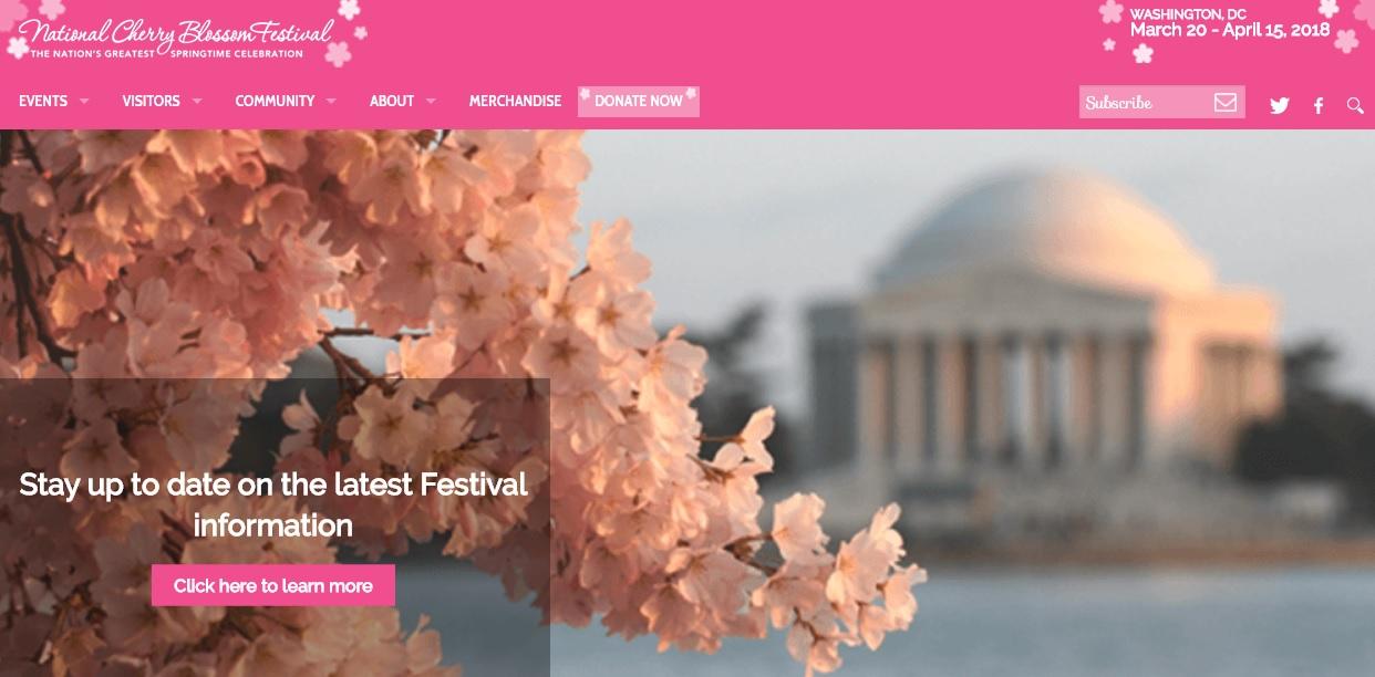 全米桜祭り 2