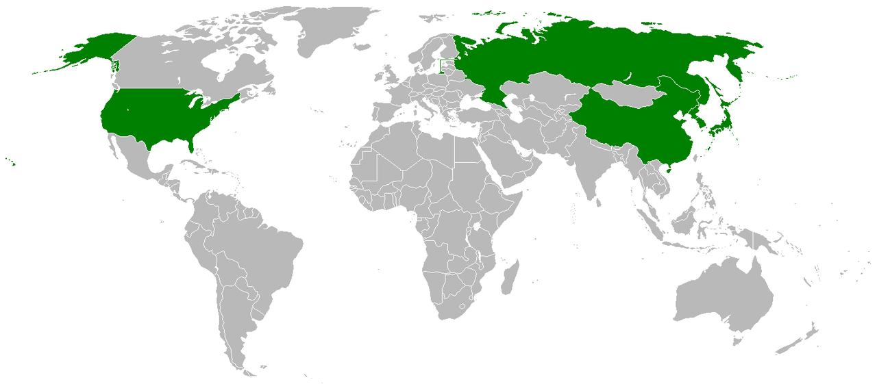 六者会合の参加国